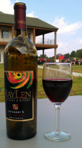 RayLen Wine & Glass